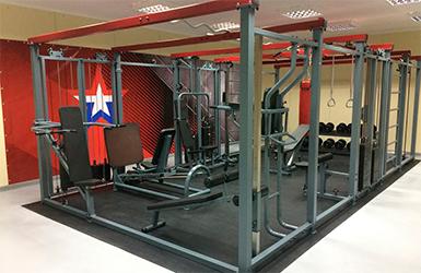 Спортивная модульная система